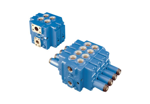 CMX Sections Valves